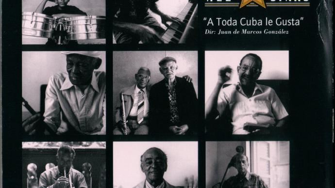 album cover of A Toda Cuba Le Gusta By Afro-Cuban All Stars