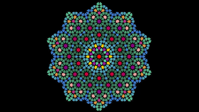 mandala animation