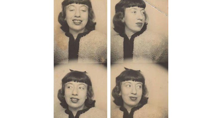 Photo of Lee Krasner