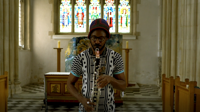 photo of shabaka hutchings