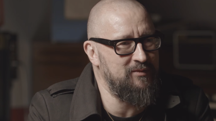 image of clint mansell