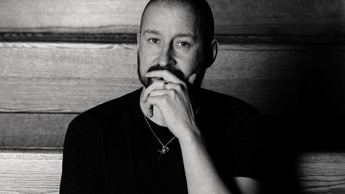 Photo of Clint Mansell