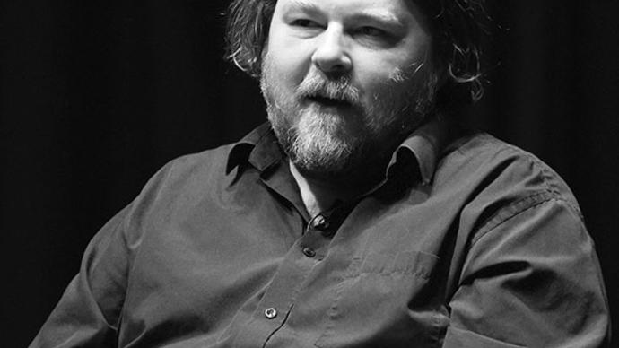 Photo of director Ben Wheatley