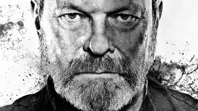Photo of director Terry Gilliam