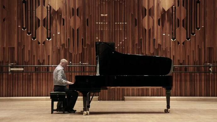 piano tuning at the barbican centre