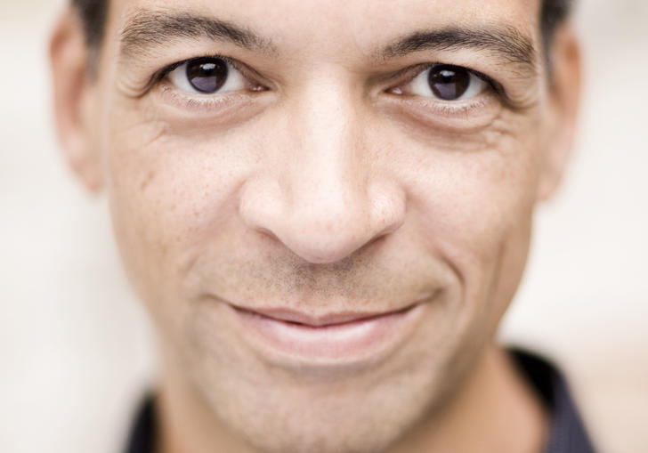 A headshot of Roderick Williams