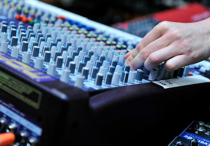 Mix your own multitrack