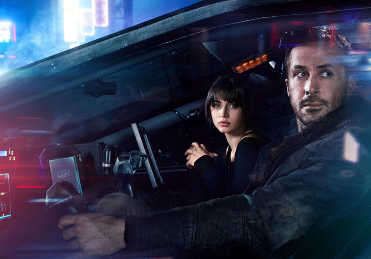 Film still from Blade Runner 2049