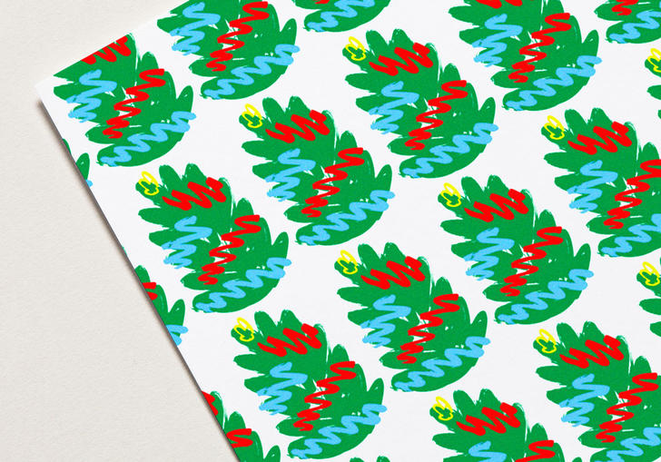Photo of Hato Press gift wrap