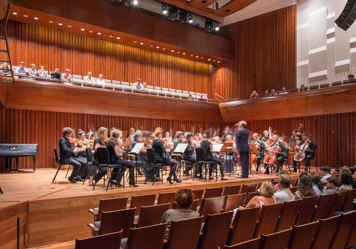 Guildhall Chamber Orchestra in Milton Court