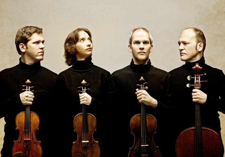 Casals Quartet 2018 group image
