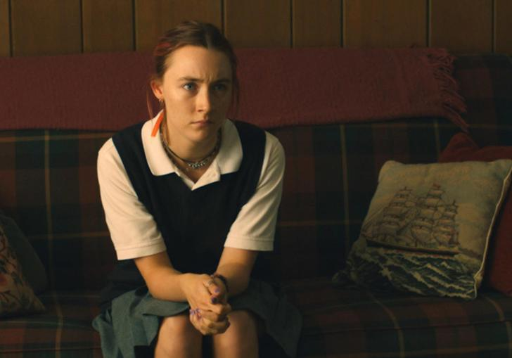 Saoirse Ronan, more like Shade Ronan, in Greta Gerwig's Lady Bird