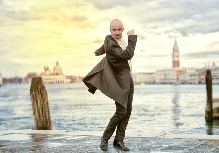 Franco Fagioli in Venice