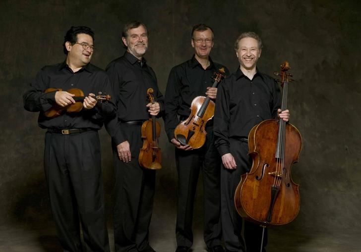 Endellion Quartet perform as part of the Guildhall Chamber Music Festival