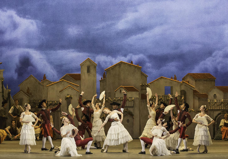 Artists of The Royal Ballet in Don Quixote
