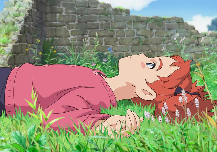 From Mary and the Witch's Flower