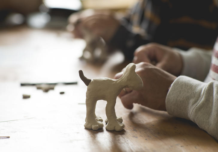Gromit modelling workshop