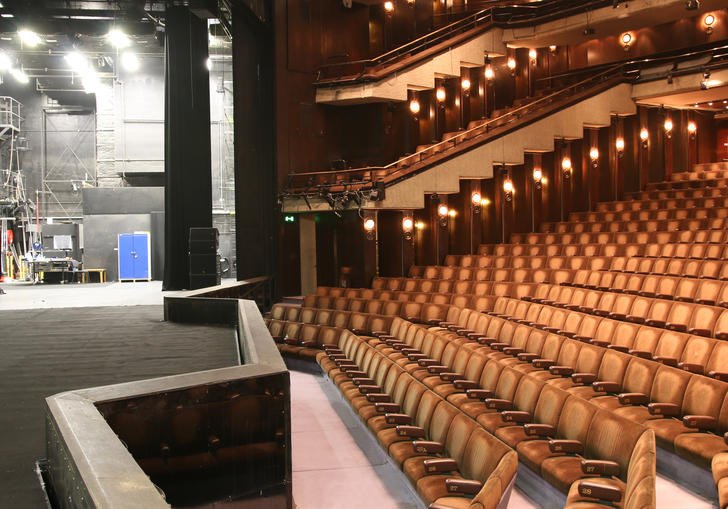 Image of Barbican Backstage Tours