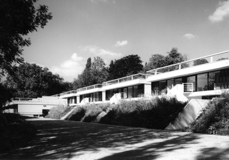 Benson Forsyth, Branch Hill Hampstead