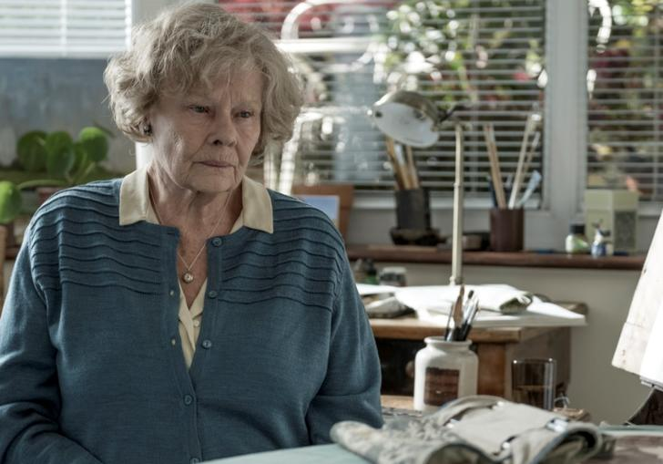 Judi Dench in Red Joan