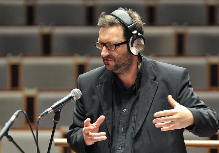 Mike Roberts, Head of Electronic Music at Guildhall School