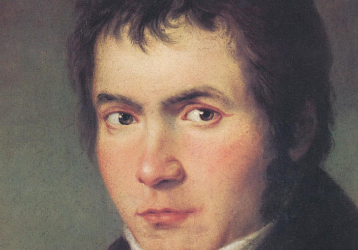 image of beethoven