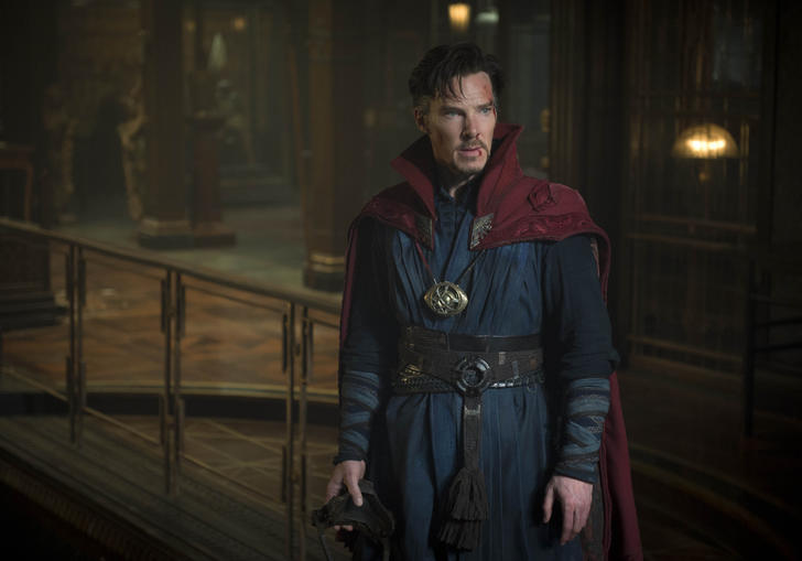 photo of doctor strange