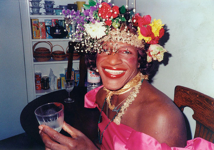 photo of The Death and Life of Marsha P. Johnson