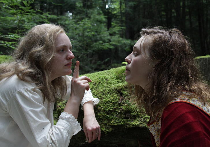 A still from the film Shirley