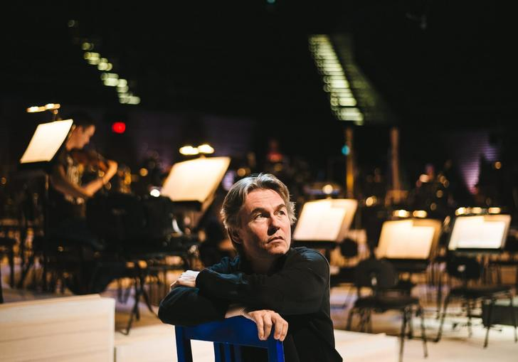 A picture of Esa-Pekka Salonen