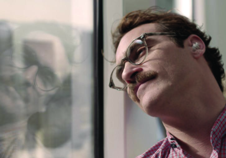 A still from Spike Jonze's Her