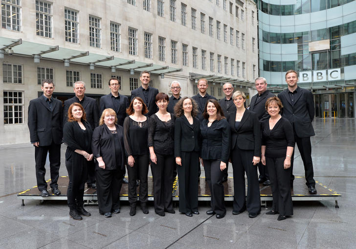 A picture of BBC Singers