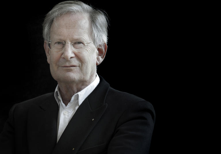 Portrait of Sir John Eliot Gardiner