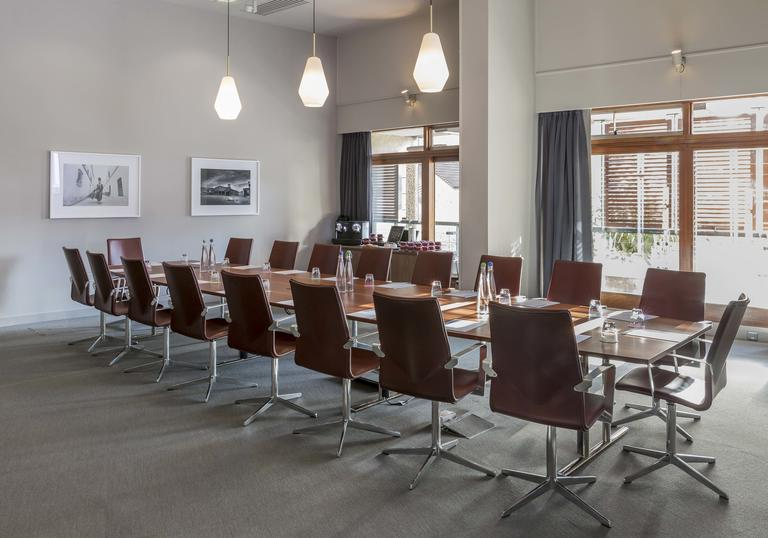 Frobisher Boardroom at the Barbican