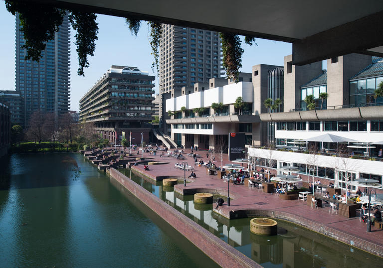 Photo of Barbican Centre Lakeside