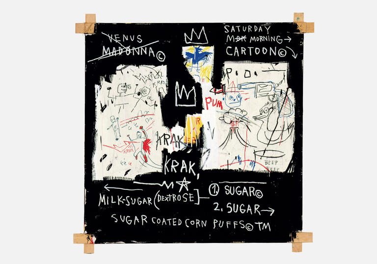 Basquiat And The Screen
