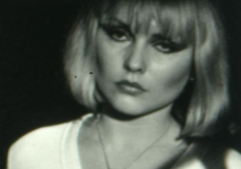 Debbie Harry at CBGBs