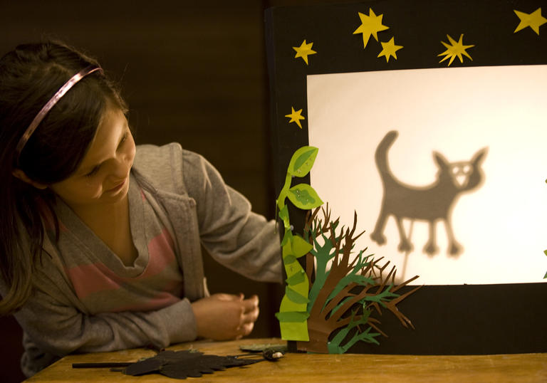 Image from Lightbox Animation Corner workshop
