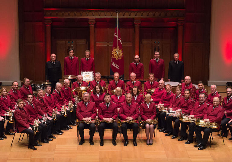 Hendon Highlights: Hendon Band of The Salvation Army | Barbican