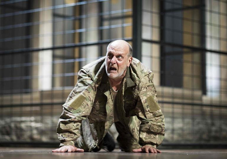 RSC Rome: Titus Andronicus