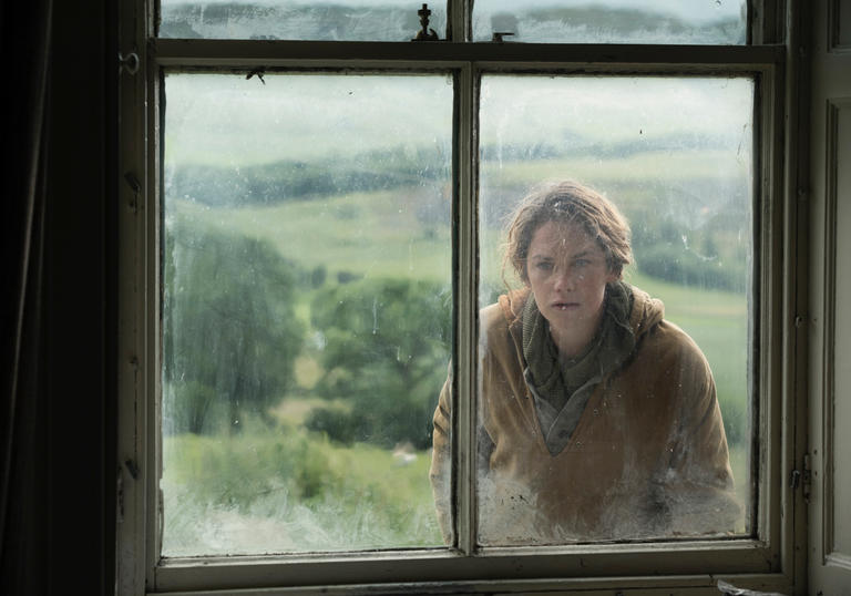 A still from Clio Barnard's Dark River
