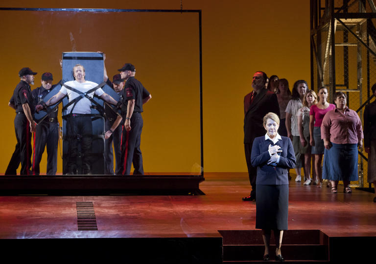 Joyce DiDonato in Dead Man Walking