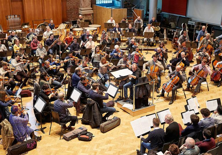 London Symphony Orchestra / Panufnik Composers Workshop