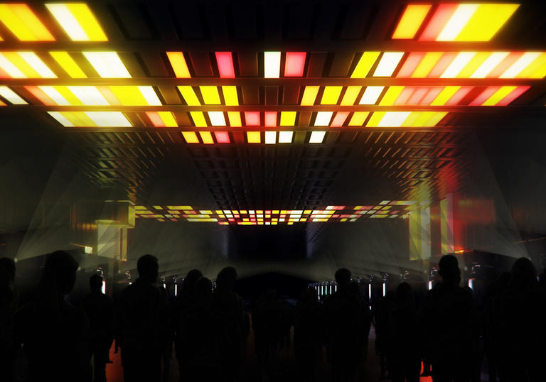 tunnel visions array barbican