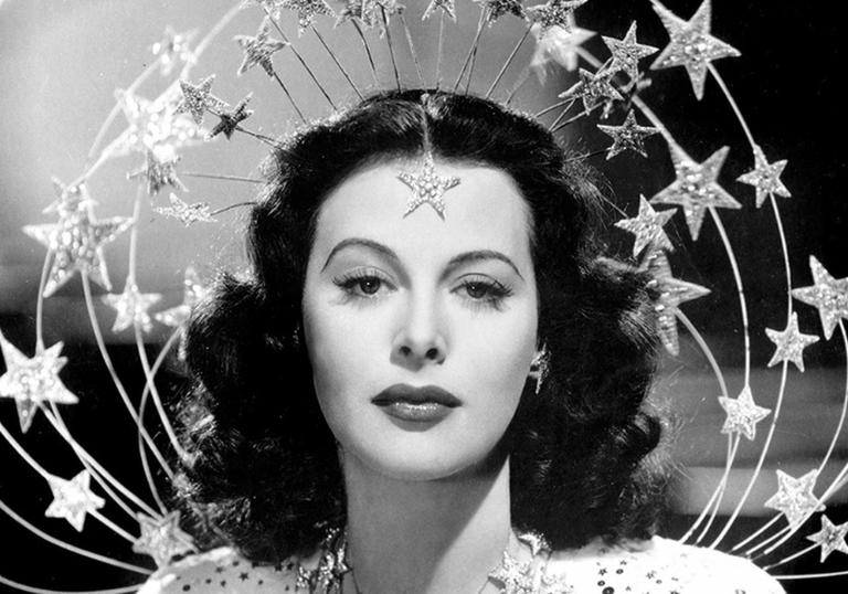 A still from Bombshell: The Hedy Lamarr Story