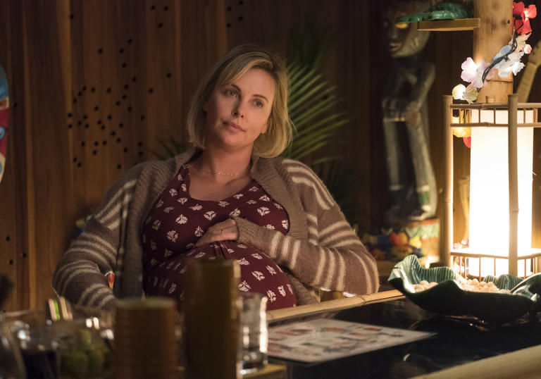 Tully starring Charlize Theron