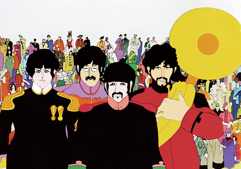 Yellow Submarine returns 50 years on
