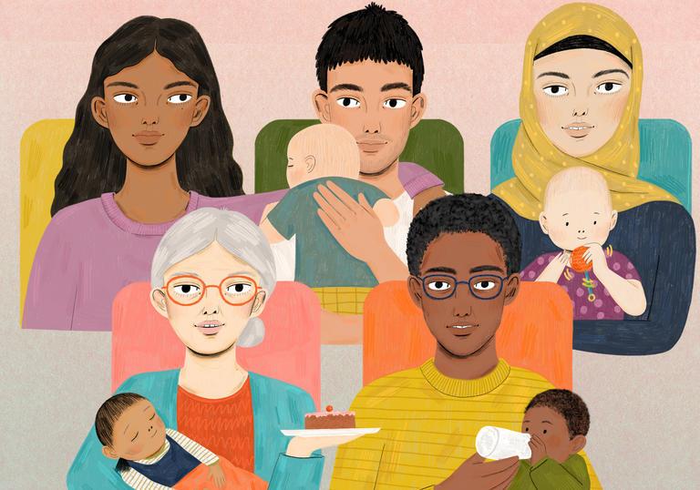 parent and baby screenings barbican