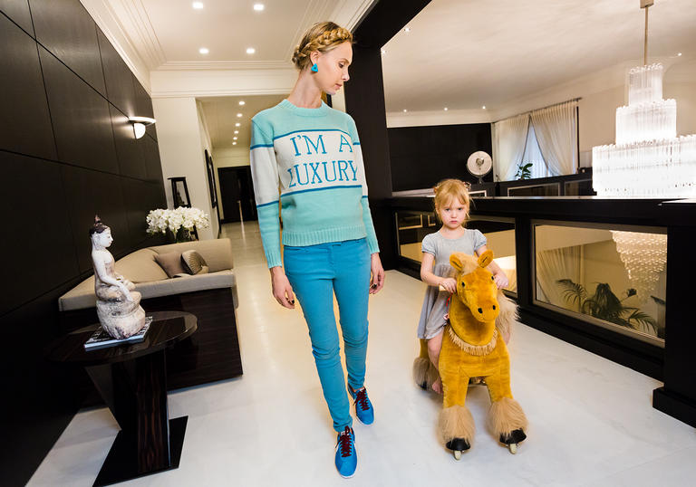 Lauren Greenfield's Generation Wealth