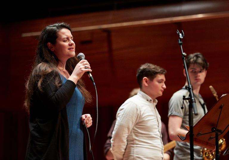 Guildhall Jazz Voice Showcase ...